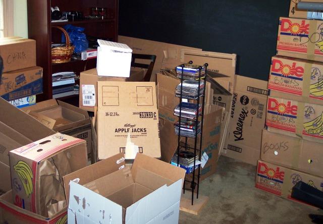 Boxes, Boxes & More Boxes!