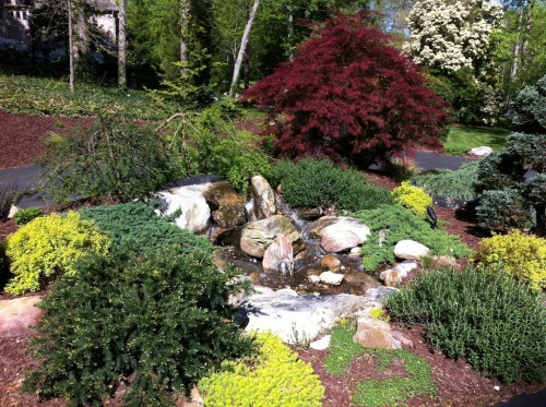 Landscaping - How About a Water Feature