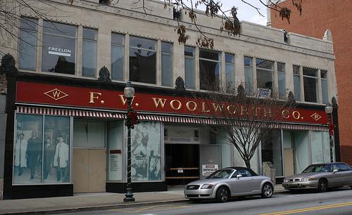 F. W. Woolworth