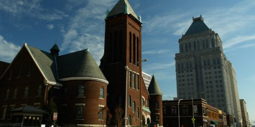 Greensboro, NC - One of America's 50 Best Cities!
