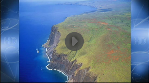 Hawaiian Island Up For Sale