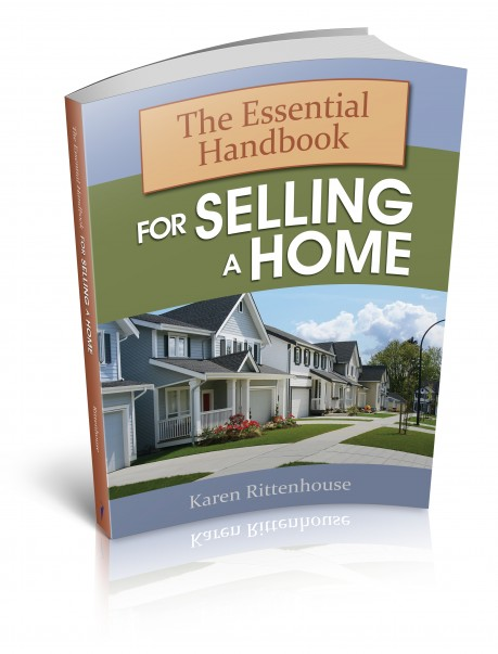 """Karen Rittenhouse's New Book """"The Essential Handbook for Selling a Home"""""""