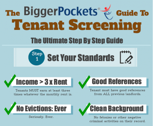 The Ultimate Guide to Tenant Screening
