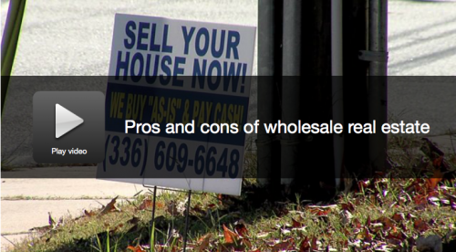 Pros and Cons of Wholesale Real Estate